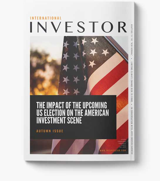 Internatinal Investor Magzine